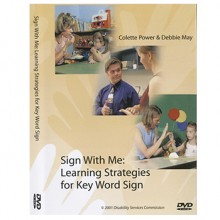 Sign With Me DVD image