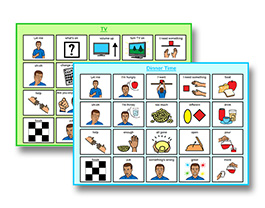 picture about Free Printable Communication Boards for Adults named Models of Interaction Will help Scope Australia
