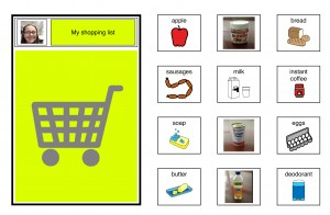 Shopping List Example