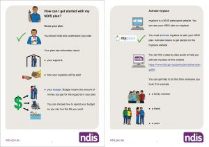 NDIS easy english document