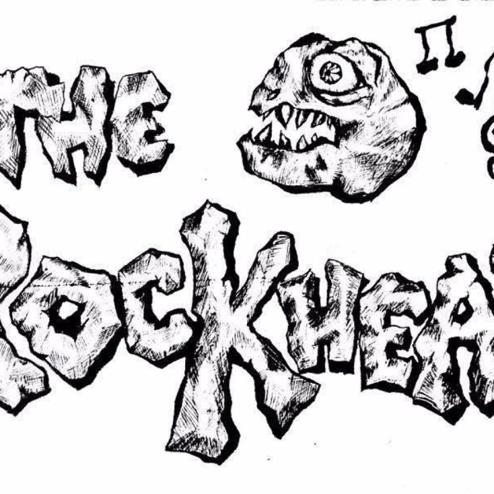 The Rockheads band logo